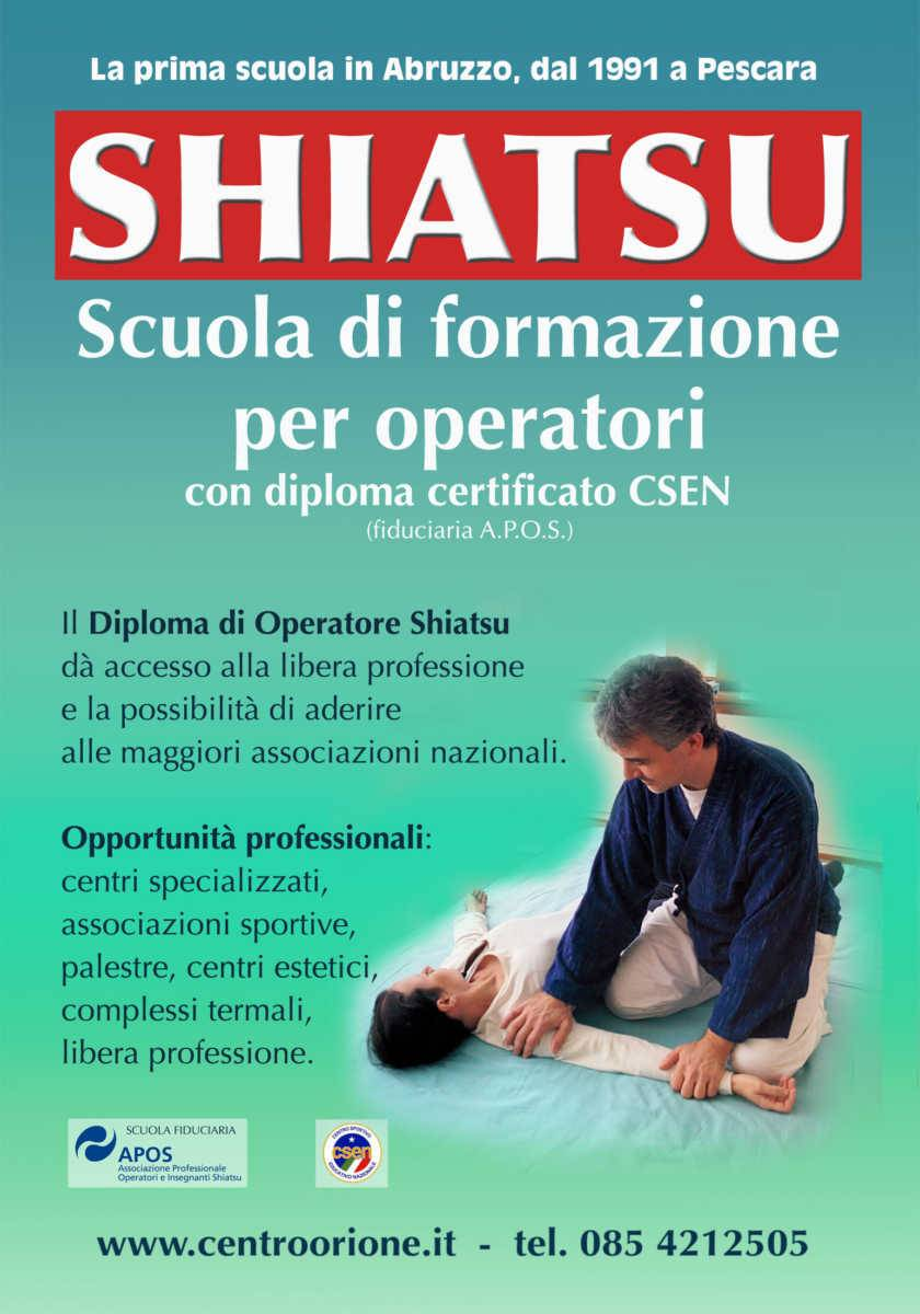 Yoga Shatsu Pescara