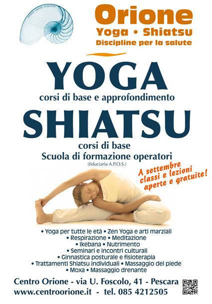 yoga pescara